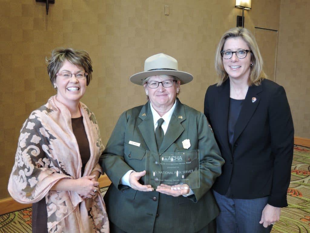 NPS awardees